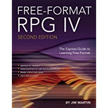 Free-Format RPG IV (English Edition)