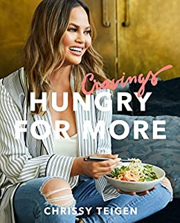 """""""Cravings: Hungry for More: A Cookbook (English Edition)"""",作者:[Teigen, Chrissy, Sussman, Adeena]"""