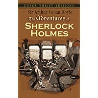 The Adventures of Sherlock Holmes (Dover Thrift Editions) (English Edition)