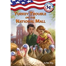 Capital Mysteries #14: Turkey Trouble on the National Mall (English Edition)