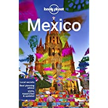 墨西哥旅游指南 16版 英文原版 Lonely Planet Mexico 16th Edition 孤独星球旅游指南 [平装] Lonely Planet