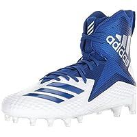 adidas Performance 男士 Freak X 碳素中帮足球鞋
