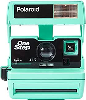 Impossible POLAROID 600 INSTANT 相机 ONE STEP 特写特别版薄荷绿