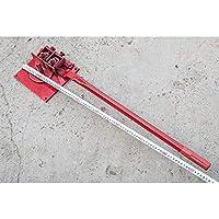 手动折弯机手动弯曲机钢筋搬盘钢筋折弯机弯钢筋箍机手动工具8mm厚弯箍机