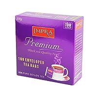 Impra英伯伦波曼优质红茶精装2g*100袋(斯里兰卡进口)