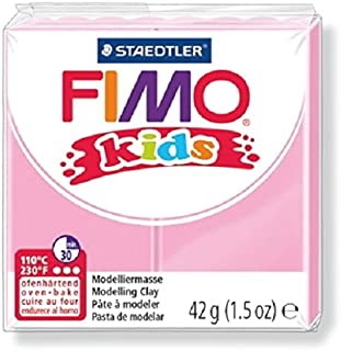 Fimo Kids 42 G Individual Blocks - Rose