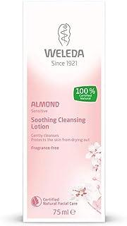 WELEDA 维蕾德 杏仁滋养洁面乳,温和质地,适合敏感皮肤,75毫升