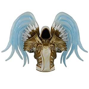 2014 年漫画 Con Blizzard Blizzcon Diablo III 3 Tyrael Hilt 夜灯玩具模型