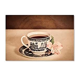 Trademark Fine Art 高茶 2 LightBoxJournal 出品 12x19 ALI10379-C1219GG