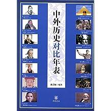 中外历史对比年表(平装)简体 (中华书局出品)
