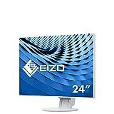 Eizo FlexScan 61.2 厘米(24.1 英寸) LED 显示器(350 ANSI 流明) 白色 60 cm (23,8 Zoll)