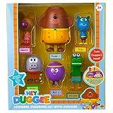 新款 Hey Duggee 松鼠雕像套装 带小鸭子