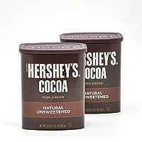 HERSHEY'S好时纯可可粉 巧克力粉 美国原装 652gX2大罐