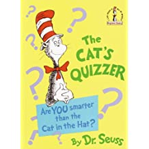 The Cat's Quizzer: Are You Smarter Than the Cat in the Hat? (Beginner Books(R)) (English Edition)