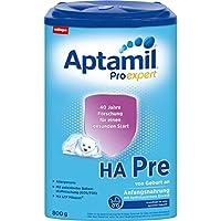 Aptamil 爱他美 ProExpert HA免敏奶粉pre段(适用年龄:0月+) 4罐装 (4 x 800g)