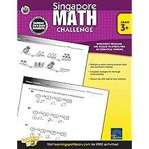 Singapore Math Challenge, Grades 3+(3-5)