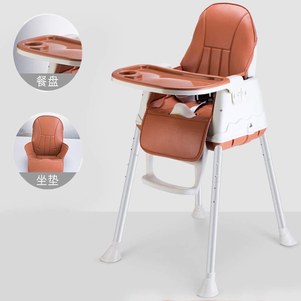 阿优威 婴儿便携式餐椅 带PU皮坐垫