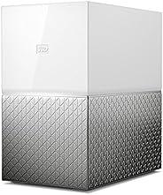 WD My Cloud Home 个人云存储器WDBMUT0040JWT-NESN 双驱动器 4TB