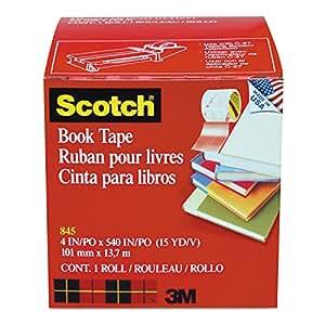 Scotch Book Tape 845