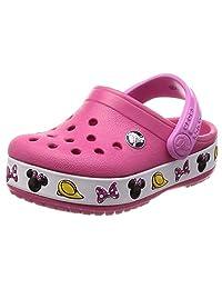 Crocs 卡骆驰 凉鞋 Crocband 米妮儿童洞洞鞋