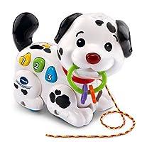 Vtech 伟易达 玩具小狗,可以牵引和唱歌