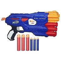 Hasbro 孩之宝 NERF 热火 Elite 精英系列 双重发射器 B4620