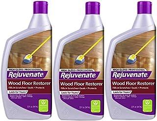 Rejuvenate RJ32PROFG 3PK 专业木地板修复器,耐用高光泽表面,3件装