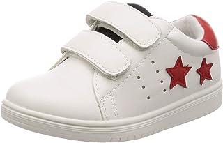 [Baby Dear ] 魔术贴 尼龙粘扣 (15~21cm)【980-10504-2900】 儿童 男孩 女孩 鞋 儿童鞋 运动鞋 魔术贴 魔术贴 星星星 星 2吊带 上幼儿园 上学 1980-10504