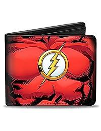buckle-down 钱包 Flash 胸膛标志配件