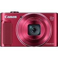 Canon PowerShot SX620 HS - 红色