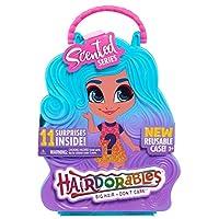Hairdorables 可收藏的玩偶,系列4(样式可能有所不同)