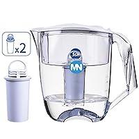 MesoNose美索诺斯Apollo净水壶MN家用滤水壶 1壶2芯