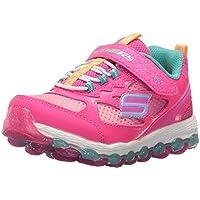 Skechers Skech Air Bungee Strap 儿童运动鞋(小童/大童/幼儿)