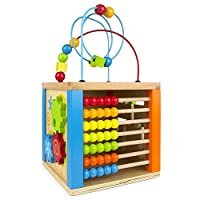 Colorbaby Wood & Abacus 活动中心 (42745)