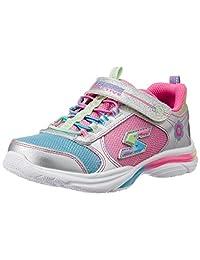 Skechers 女童 Game Kicks Light-Up 运动鞋(小童/大童)