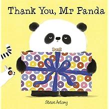 Thank You, Mr Panda (English Edition)