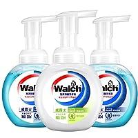 Walch 威露士 泡沫洗手液健康呵护300ml*2+泡沫洗手液青柠盈润300ml(亚马逊自营商品, 由供应商配送)