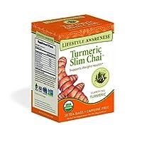 Lifestyle Awareness Turmeric Slim Chai 茶