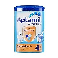 官方直供 | Aptamil 英国爱他美 婴幼儿奶粉 4段 两周岁-三周岁 800g [跨境自营]包邮包税