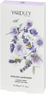 Yardley 英国薰衣草香皂 3x100g Floral 100g