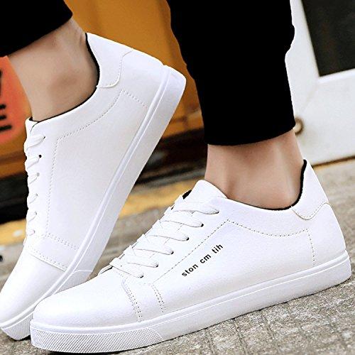 MPSMOVE2017夏季新款商务休闲鞋男款运动休闲鞋休闲鞋子小白鞋7P21{1}