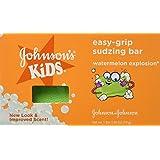 Johnson's Easy Grip Buddies Sudzing Bar, 3 Count