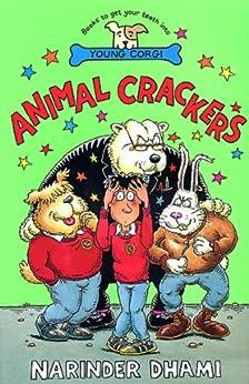 """Animal Crackers (English Edition)"",作者:[Dhami, Narinder]"