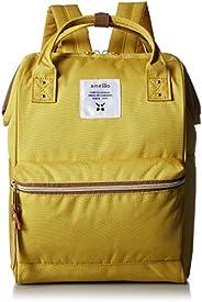 anello 口金背包 SMALL CROSS BOTTLE AT-B0197B 黄色 ミニサイズ