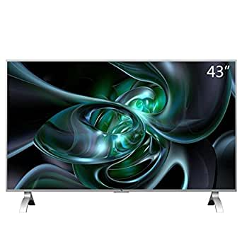LeTV 乐视 电视超4X43M(底座版)12个月会员(亚马逊自营商品, 由供应商配送)