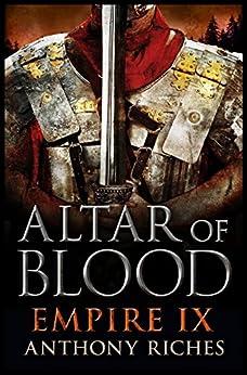 """Altar of Blood: Empire IX (English Edition)"",作者:[Riches, Anthony]"