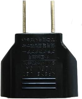日章工业 海外转换插头 A 型 1个 A-1