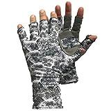 冰川手套 Islamorada 无指*手套 - 灰色水迷彩