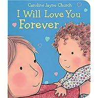 (进口原版)  I Will Love You Forever