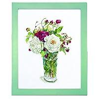 露西安Fujico collection 玫瑰和野生草莓 671